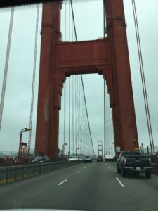 Later SF--Golden Gate Bridge